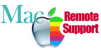 Apple Macintosh Remote Tech Support